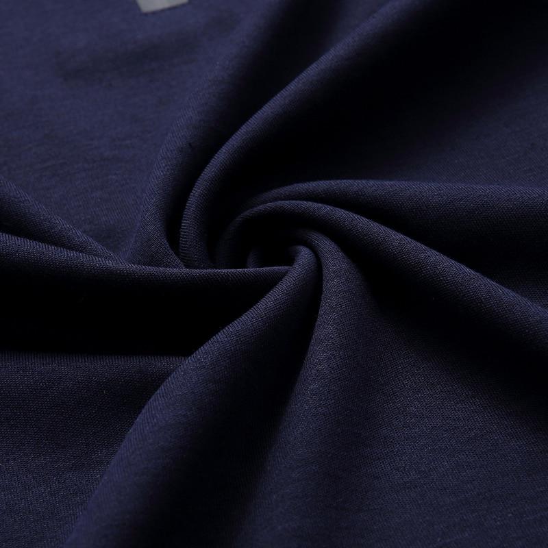 Men's Cotton Polo Long Sleeve Shirt 5