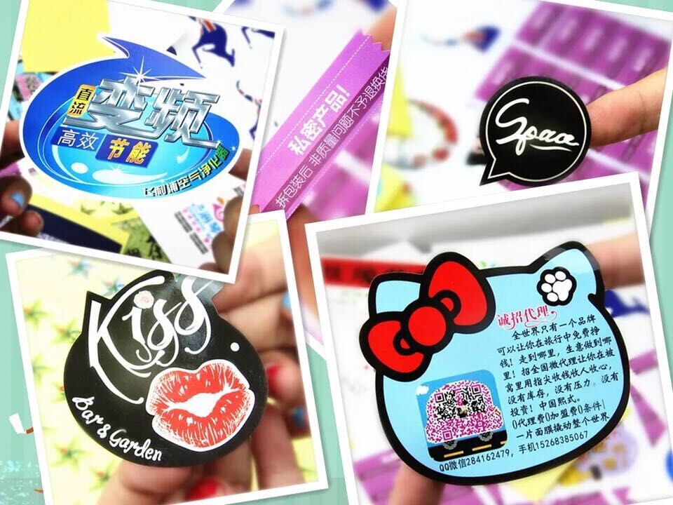 Cheap sticker printing specialists for the highest quality custom artwork at low, low prices!
