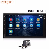 Zeepin 7023 Android 6 0 2 Din Car Multimedia MP5 Player Universal 7 Inch GPS WiFi