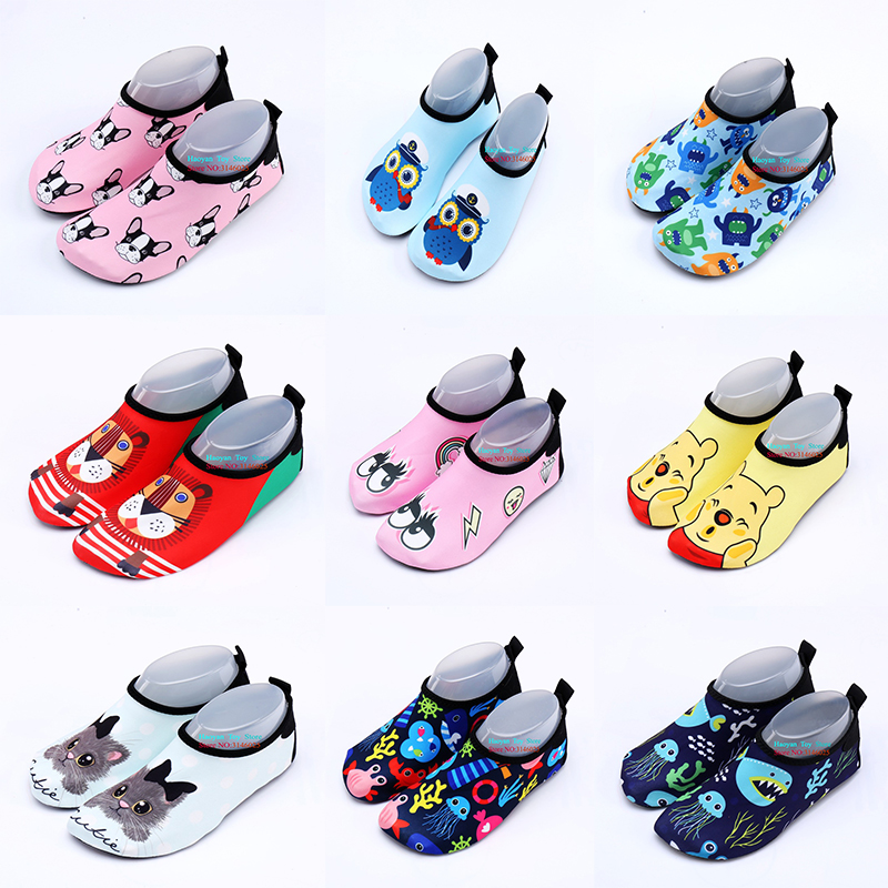 Summer Kids Swim Water Shoes Barefoot Aqua Socks Shoes for Beach Pool Surfing Yoga Shoes for Children Gifts Water Shoes TX0060Summer Kids Swim Water Shoes Barefoot Aqua Socks Shoes for Beach Pool Surfing Yoga Shoes for Children Gifts Water Shoes TX0060