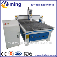 China Hot Sale Spindle Moulder Woodworking Machine High Quality Factory Price 3d Engraver Cnc Router 1325