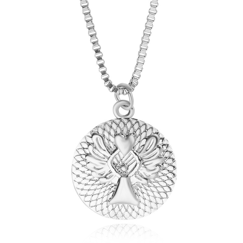 necklace angel gs groupon deals guardian
