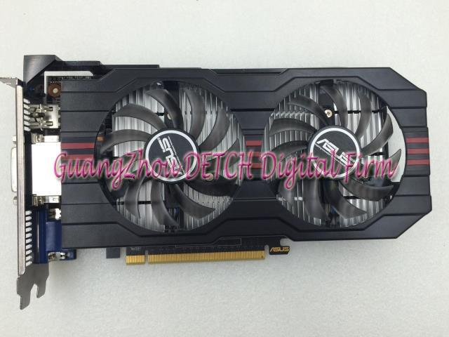 Used GTX650TI-O-1GD5 disassemble Genuine 9 into a new game graphics xr e2530sa color wheel 5 color beam splitter used disassemble