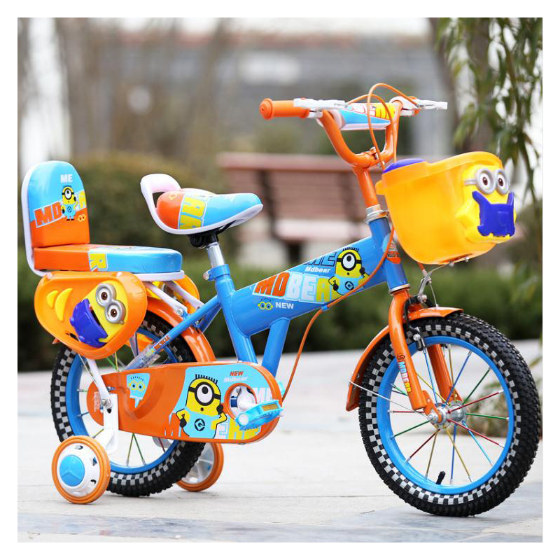 6ee8bcfbbf91 New 16 Inch High Quality Export Youth MTB Bike Double Disc Brake Street Mountain  Bike Cycling child s bicycle-in Bicycle from Sports   Entertainment on ...