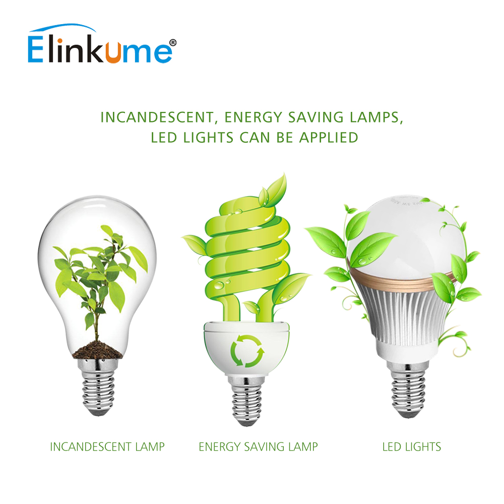 Elinkume 10pcs Lot E12 Lamp Base Wire Holder Candle Wiring A Socket Candelabra Light With Leads In Bases From Lights Lighting On