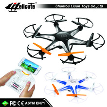 2016 New H806W 2.4G RC helicopter drone 6-axis can add Wifi camera HD RC helicopter WIFI Real-time transmission vs U919A U842