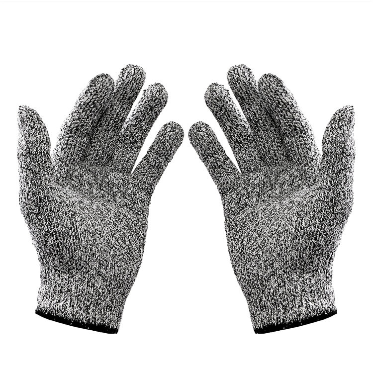 Outdoor thick protective cut-resistant gloves self-defense supplies outdoor field to do business protection outdoor research silencer fire resistant gloves