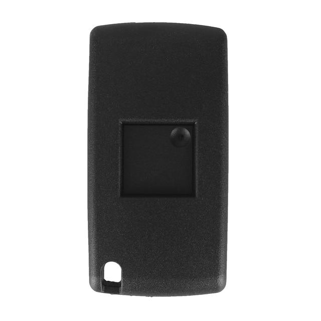 Chiave Telecomando  Peugeot 307 407 308 607 433MHz Electronic ID46 Chip VA2 Blade CE0536  3 Tasti 4