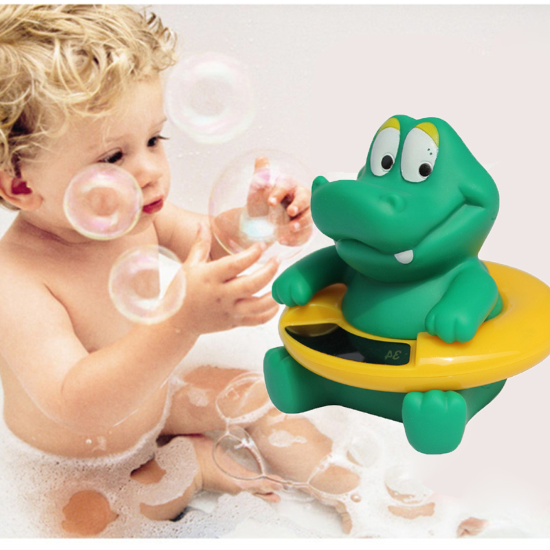 Hot Sale Cartoon Infant Baby Water Thermometer Tub Temperature ...