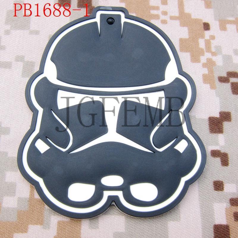 Legiun BARU Imperial clone Troopers Logo 3D PVC - Seni, kerajinan dan menjahit - Foto 6