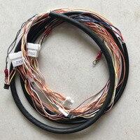 Assy braço Noritsu cabos arnês W412849-01/W412849 (à esquerda) W410489-01/W410489 para minilabs QSS 32 digitais