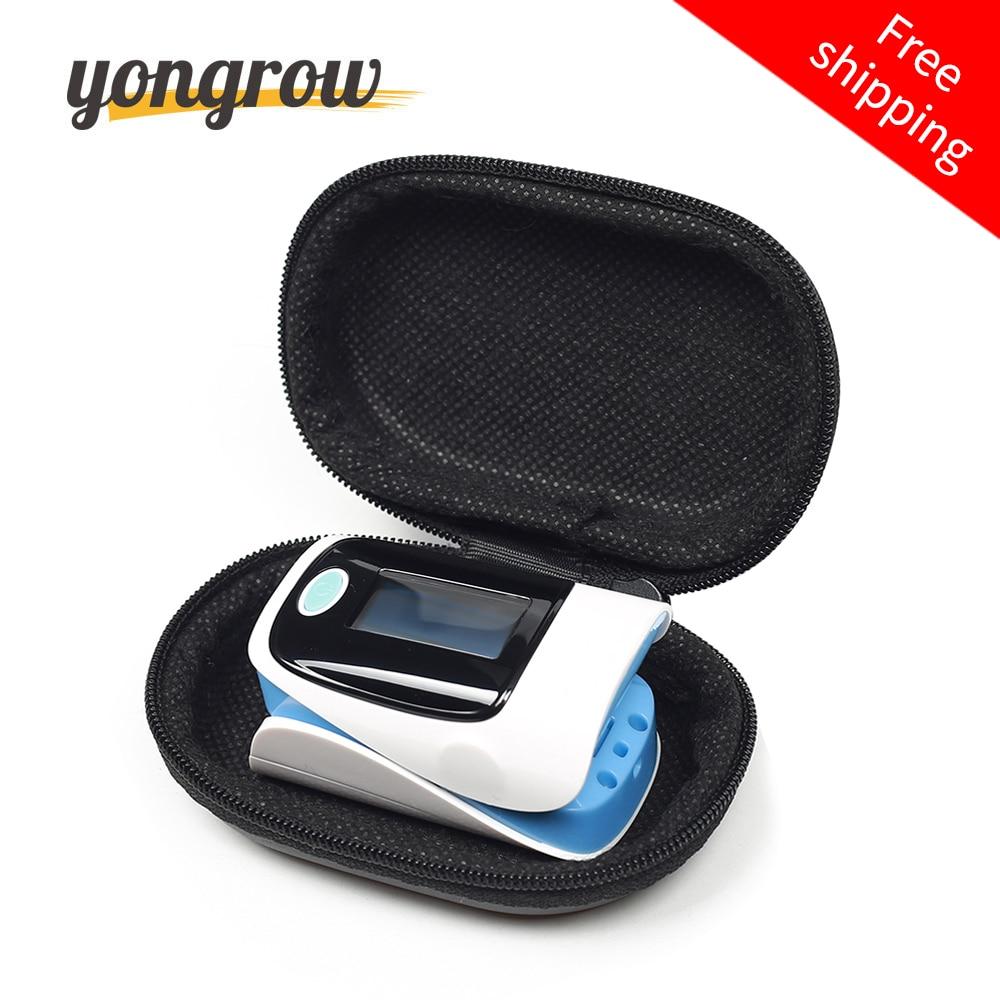 Yongrow Pulsioximetro Oximetro Finger Pulse Oximeter De Pulso De Dedo SpO2 Saturation Meter Pulse Oximeter CE Approved yongrow fingertip pulse oximeter