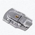 TNT free shipping 30pieces metal hasp 05b  type strains box buckle alloy  lock luggage lock airbox hasp clasp handmade hardware