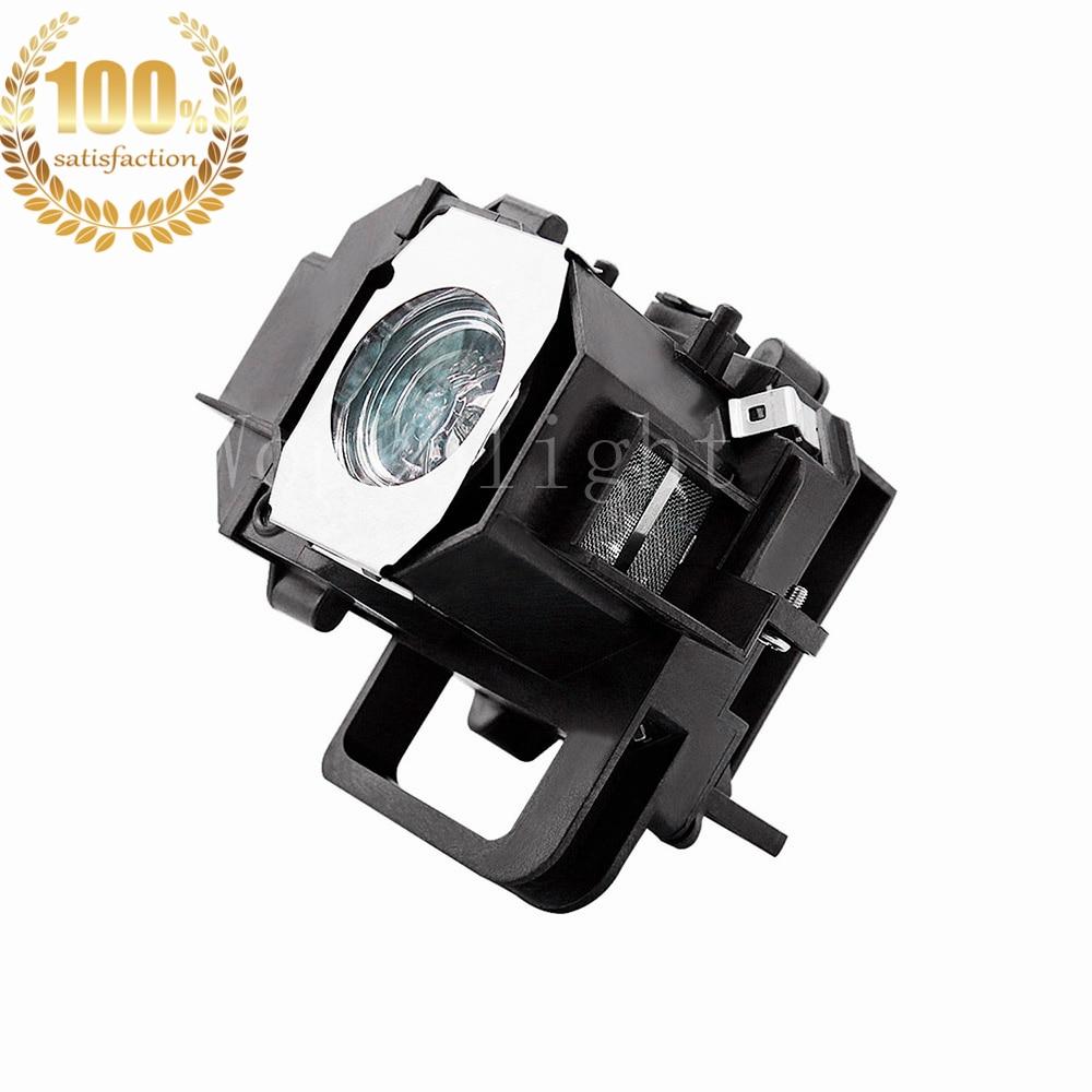 Woprolight OEM-Qualitätsersatzlampe ELPLP49 / V13H010L49 für Epson - Heim-Audio und Video