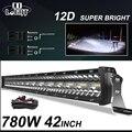 CO LICHT 3 Reihen 42 zoll LED Bar 780W Combo LED Light Bar für Auto Traktor Offroad 4WD 4x4 Lkw SUV ATV Fahren Arbeit Licht 12V 24V