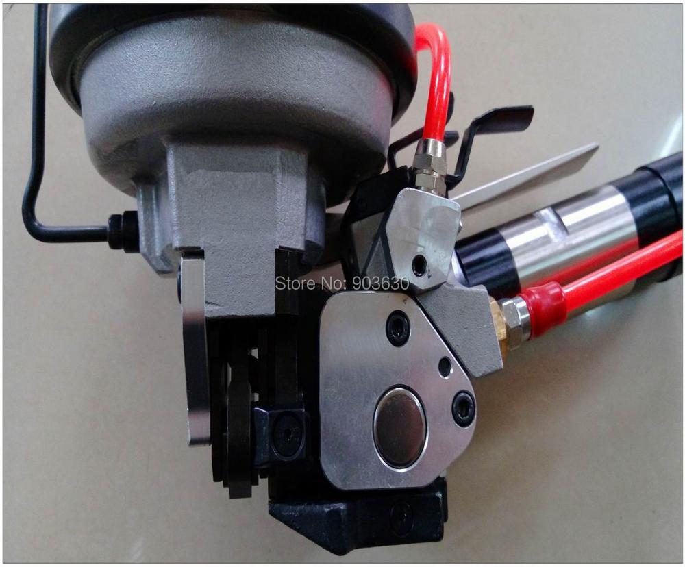 Garantía 100% nuevo KZ-19 Combinación neumática de fleje de metal - Herramientas eléctricas - foto 5