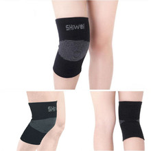 Sexy Gym Knee Protector Sports Tendon Training Elastic Knee Brace Supports Jul28