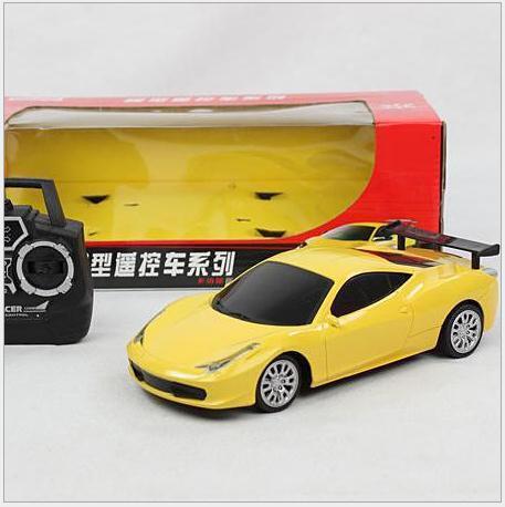 4 канала автомобили игрушка, Пульт дистанционного управления автомобиль модель, Rc автомобили игрушка, Дети радио контроллер гонки