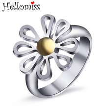 New Mum Flower Rings for Women Silver 925 Round Ring Fashion Brand Jewelry Mother Day Gifts Minimalist Style Anel Feminino homod 2019 new fashion silver tree of life brand finger rings for women luxury ring jewelry anel xmas gift