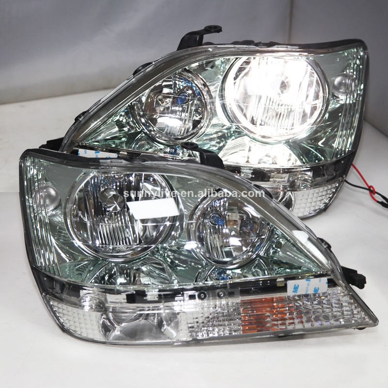 2002 Lexus 300 Rx: For TOYOTA 1998 To 2002 Year Herrier Kluger Head Lamp For