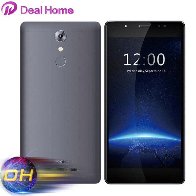 Original Leagoo T1 Plus Mobile Phone MT6737 Quad Core Android 6.0 5.5inch 3GB RAM 16GB ROM 1280x720 Fingerprint 4G Cellphone 8MP