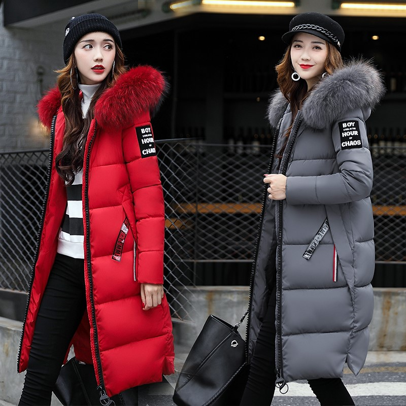 Cheap Wholesale 2018 New Winter  Hot Selling Women's Fashion Casual Warm Jacket Female Bisic Coats L570