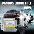 HID xenon lights kit H1 H3 H7 H8 H9 H10 H11 9005 9006 HB3 HB4 for 55W Canbus slim ballast kit 4300 6000K 8000K 10000K xenon H7