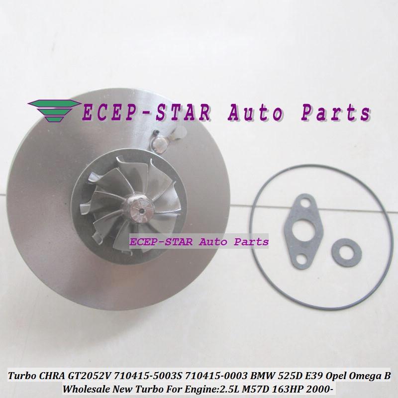 GT2052V 710415-5003S 710415 Noyau de turbocompresseur à cartouche - Pièces auto - Photo 2
