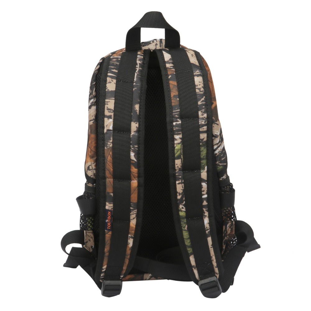 Tourbon Outdoor Hunting Backpack Nylon Gun Case Bag Travelling Hiking Climbing Bags with Large Capacity Men for Shooting in Hunting Bags from Sports Entertainment