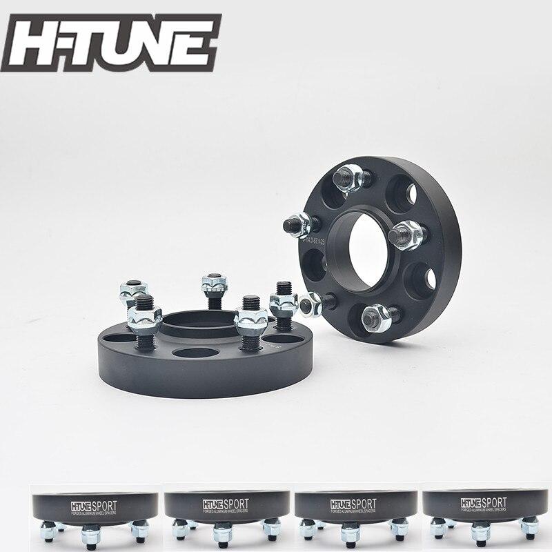 H-TUNE 4PCS Forged Aluminum Hub Centric 5x114.3(5x4.5