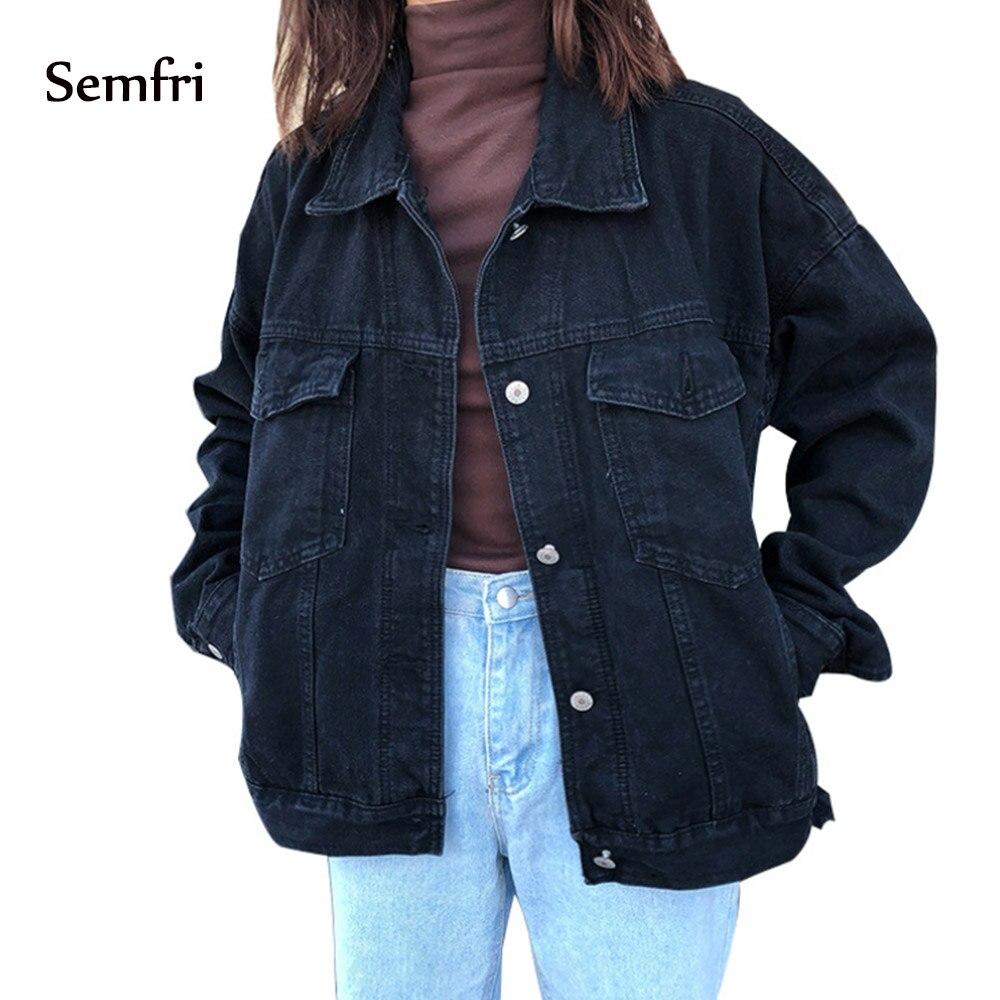 ef3a65d9673 YJSFG HOUSE 2019 весенне-осенняя женская джинсовая куртка повседневная  Уличная пальто с принтом необычная верхняя