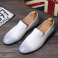 Tidog British heighten the stylist of leather shoes fashion shoes men laofer shoes