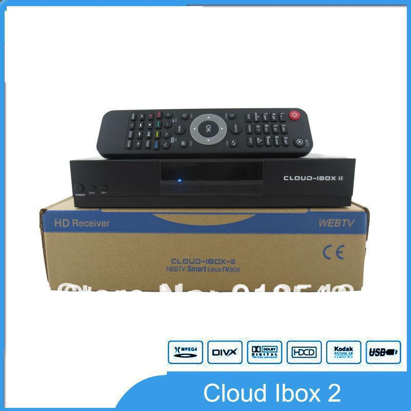 US $105 99 |Free ship Free Ship Cloud Ibox 2 Enigma 2 OpenPLi (Openpli4 0)  CLOUD IBOX II MPEG4-in Satellite TV Receiver from Consumer Electronics on