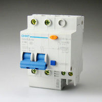 10pcs DZ47LE 32 2p C16 16A 230V Earth Leakage Protection Circuit Breaker QC