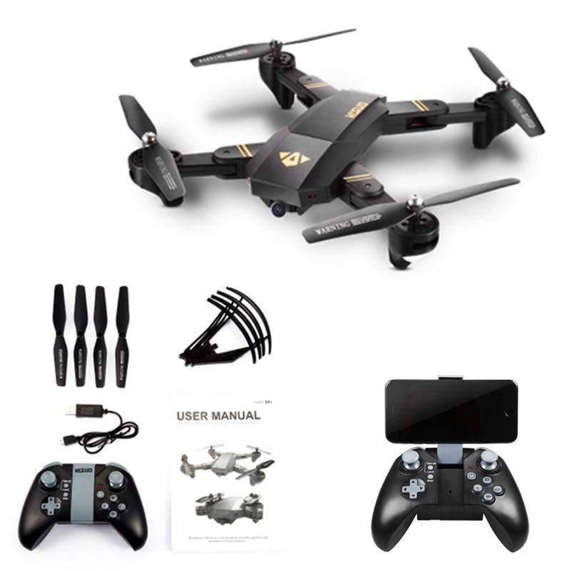 Original XS809W Mini Faltbare Drone RC Selfie Drohne mit Wifi FPV HD Kamera Höhe Halten & Headless Modus RC Quadcopter Drone