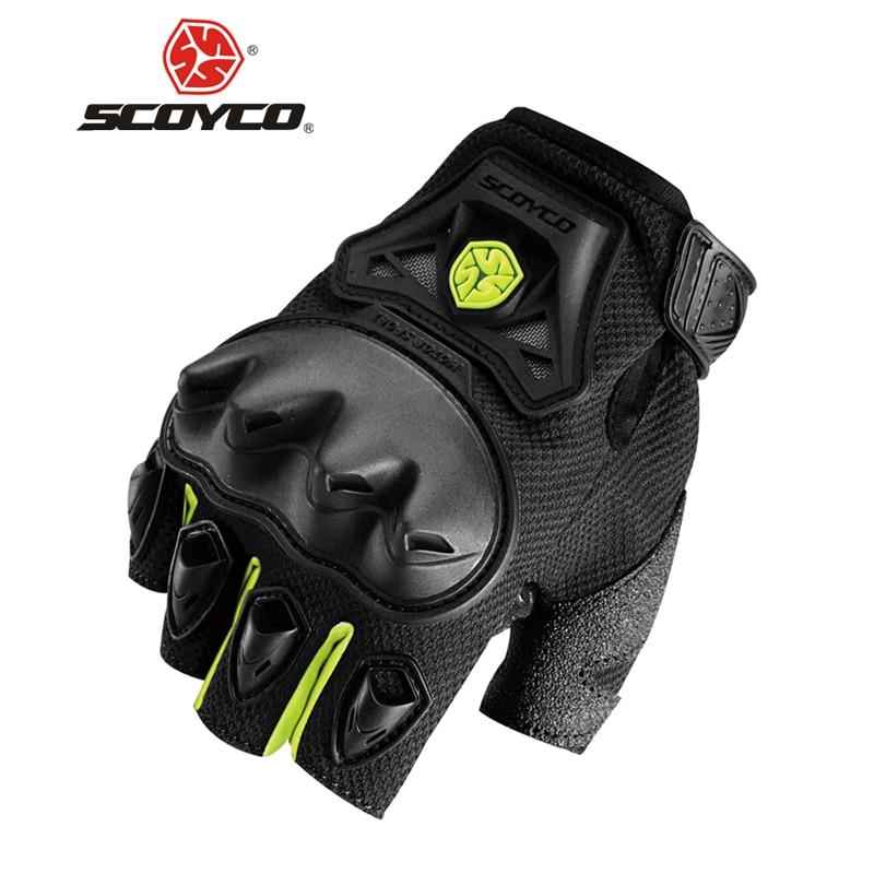 Moto rcycle Handschuhe Halb Finger Atmungs Tragbare Schutz Guantes moto de moto Luvas Alpine moto kreuz Sterne luva moto queiro