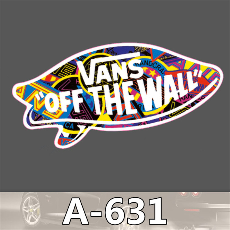 A-631 Водонепроницаемая Бумага Размещены Одного Tide Бренда Наклейки Наклейки Скейтборд Тележка toon Наклейки Граффити