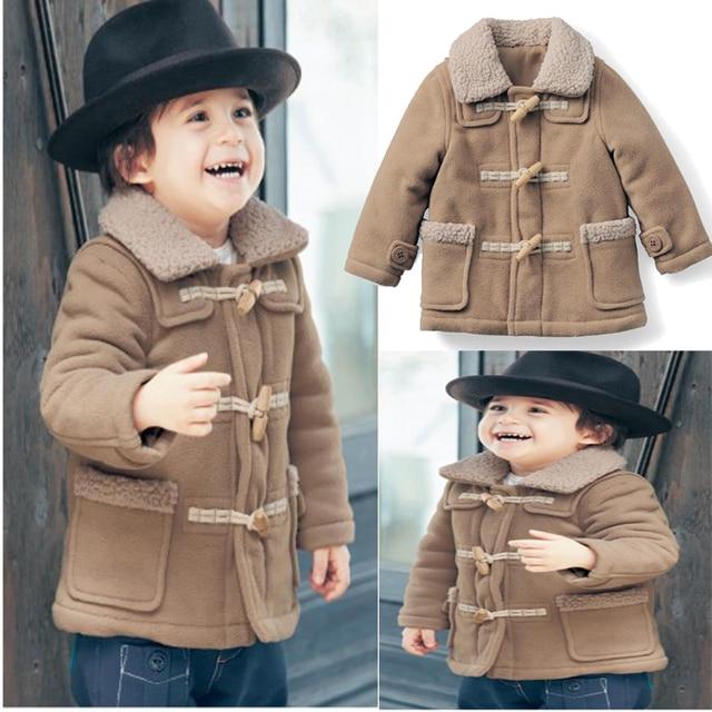 235731198 Boys winter coat thick warm boys jacket casual baby boy clothes ...