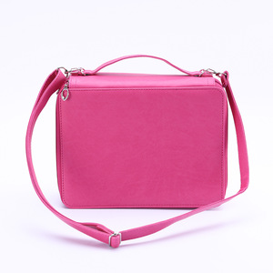 Image 5 - 184 Holes Pencil Case Shoulder Strap Large Capacity Colored PU Leather School Pen Bag Box Multi functional For Art Supplies Gift