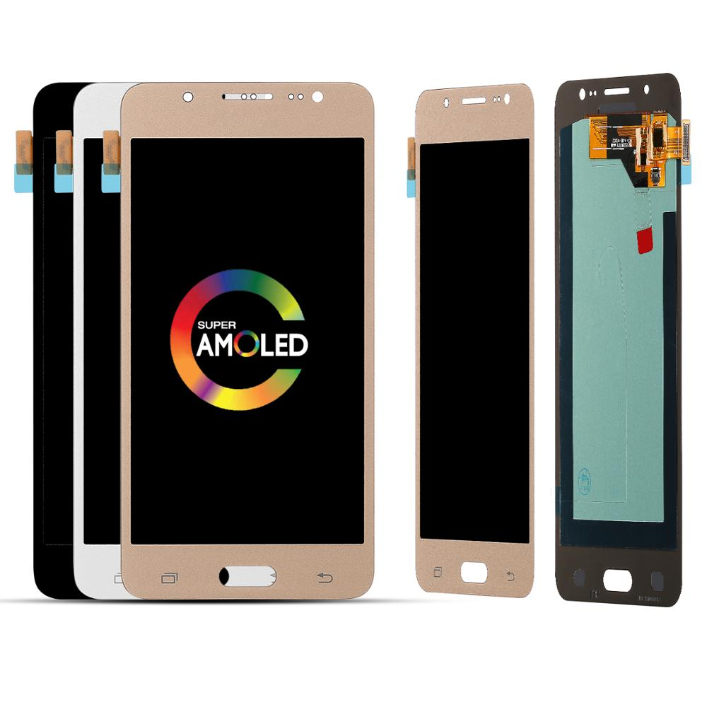 Super AMOLED LCDs For Samsung Galaxy J5 2016 J510 J510F J510FN J510M High Quality LCDs Display + Touch Screen Digitizer AssemblySuper AMOLED LCDs For Samsung Galaxy J5 2016 J510 J510F J510FN J510M High Quality LCDs Display + Touch Screen Digitizer Assembly