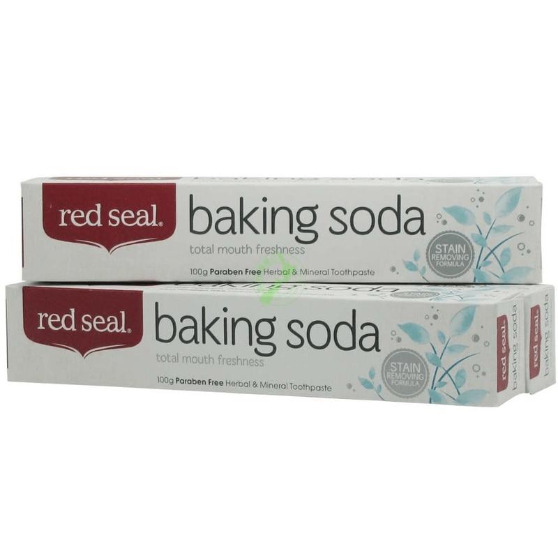 Asli Newzealand Baking Soda Toothpaste2pcs Cleaner Gigi Lebih Putih