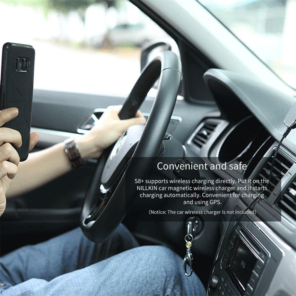 Samsung Galaxy S8 Plus üçün NILLKIN Sehrli - Cib telefonu aksesuarları və hissələri - Fotoqrafiya 2