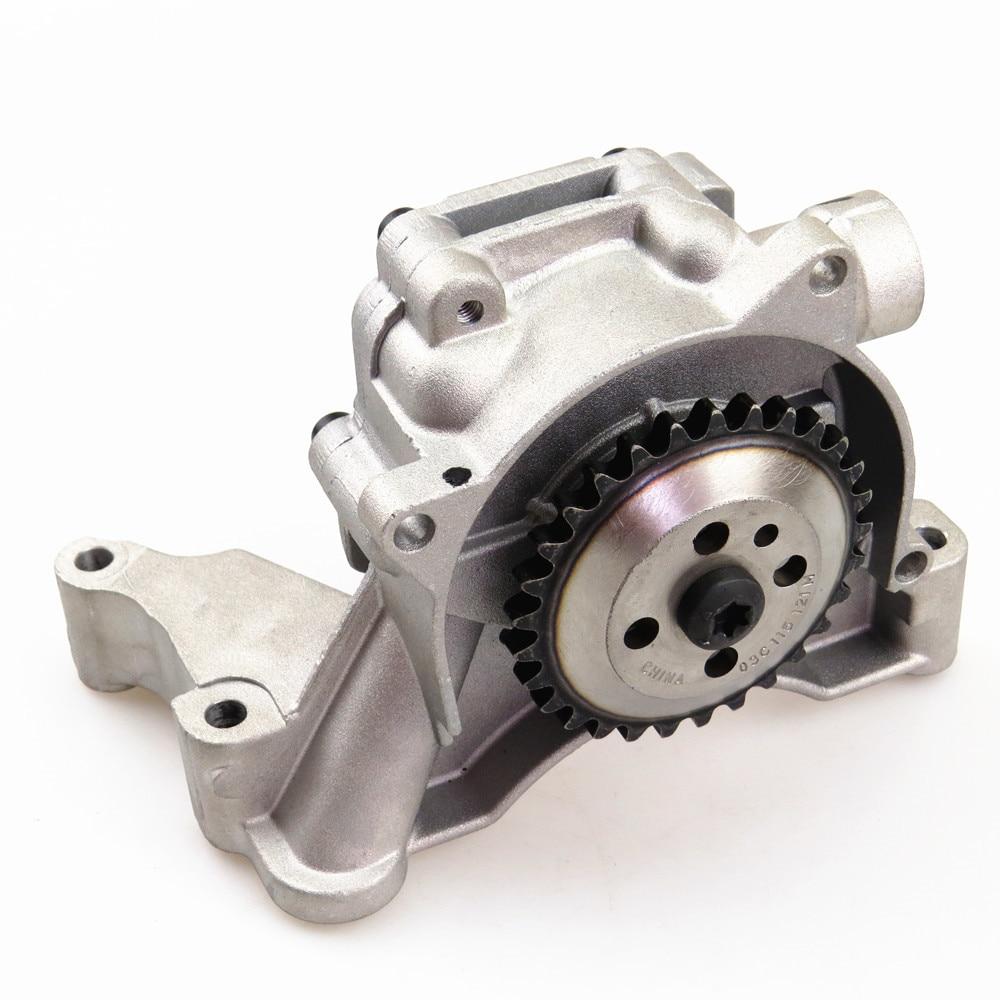 FHAWKEYEQ moteur 1.4 T pompe à huile pour VW Beetle Cabrio Passat CC Tiguan Jetta MK4 MK5 Golf MK6 Eos EA111 03C 115 105 M 03C115105AD
