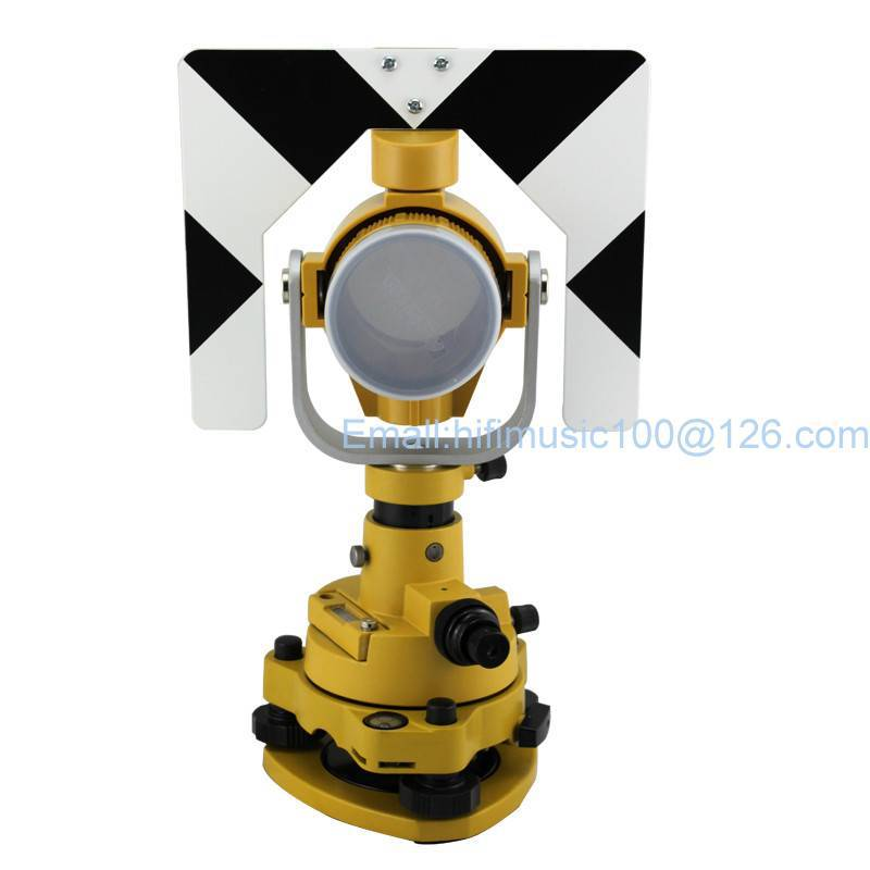 Brand New Prism Tribrach Set for Topcon Sokkia Nikon Total Stations new all metal mini prism for topcon sokkia nikon pentax total stations 30 0mm