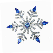 "2.68 ""ขนาดใหญ่ Christmas Snowflake (China)"