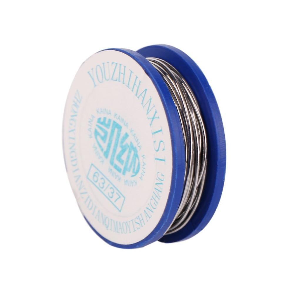 High Quality 1pcs Rosin Core  Tin Lead 0.8mm Solder Soldering Welding Iron Wire Reel Welding Сварка