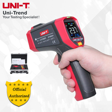 UNI T UT302A+/302C+/302D+/UT303A+/303C+/303D+ EBTN color screen Infrared Thermometer; industrial electronic temperature gun