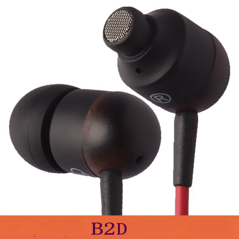 BLON LS-B2 2017 HIFI In Ear Earphone Sport Subwoofer Wood Earphones Dynamic 10mm Units Earbuds For Mobile Phone iPod MP3 Player 2017 new six dynamic bass ear hifi earbuds earphone for mobile phone universal yinjw p8 magic song
