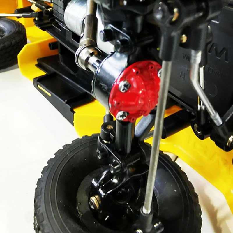 Wpl C34Km 1:16 4Wd Klimmen Off-Road Truck Afstandsbediening Auto Diy Accessoires Gemodificeerde Upgrade Jongen Speelgoed Model