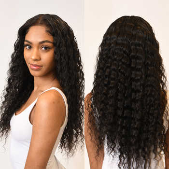 13x4 Lace Front Human Hair Wigs Brazilian Wet And Wavy 13x6 Lace Wigs Remy Hair Natural Wave 28 Inch Cheap Wigs For Black Women - DISCOUNT ITEM  55% OFF All Category